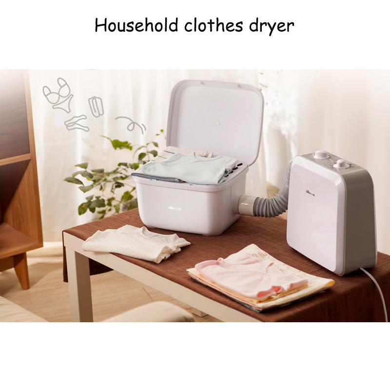 Household clothes dryer heaters 3 gear dryer mites elimination warm bed machine Baby clothing disinfection machine HGJ-A08J3