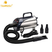Wholesale 2800W Pet Dog Cat Hair Dryer Grooming Dryer Strong Power Low Noise Super Speed With Nozzle for Pets Dog Cat