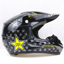 Moto Off Road Casco aprobado por el DOT peso ligero casco de la motocicleta Sml XL disponible cada jinete asequible