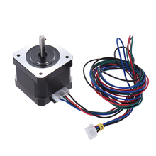 2/4pcs 42 stepper Motor Nema 17 Stepping Motors 1.8 Degree 0.9A 0.4N.M 42mm 90cm Lead Cable for a6 a8 e10 e12 3d printer parts