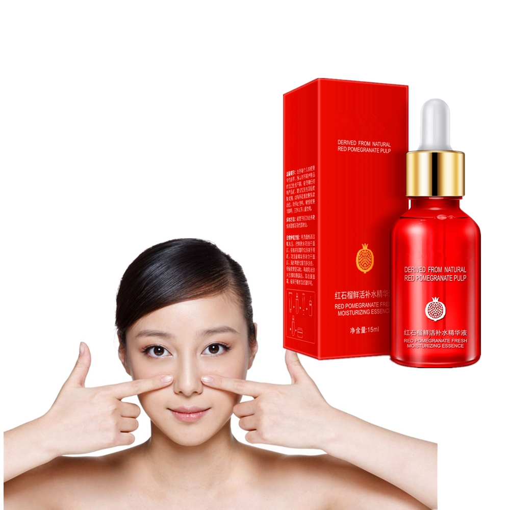 Serum Face Mask Moly Moisturizing Essence Facial Mask Oil Control Whitening Shrink Pores Korean Face Mask Skin Care Cosmetics