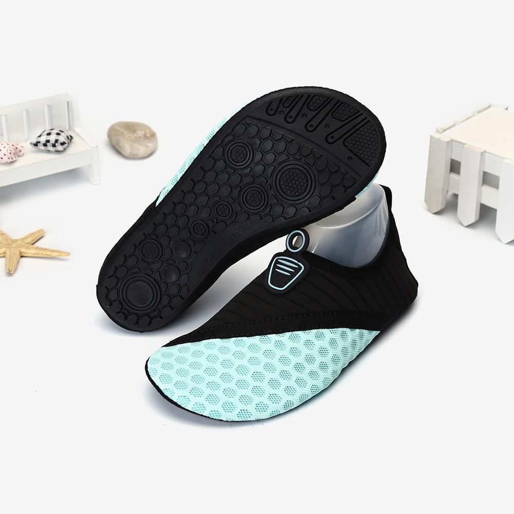 f2e726569fb40 Zapatilla zapatos para la natación mar Aqua nadar Surf agua descalza ...