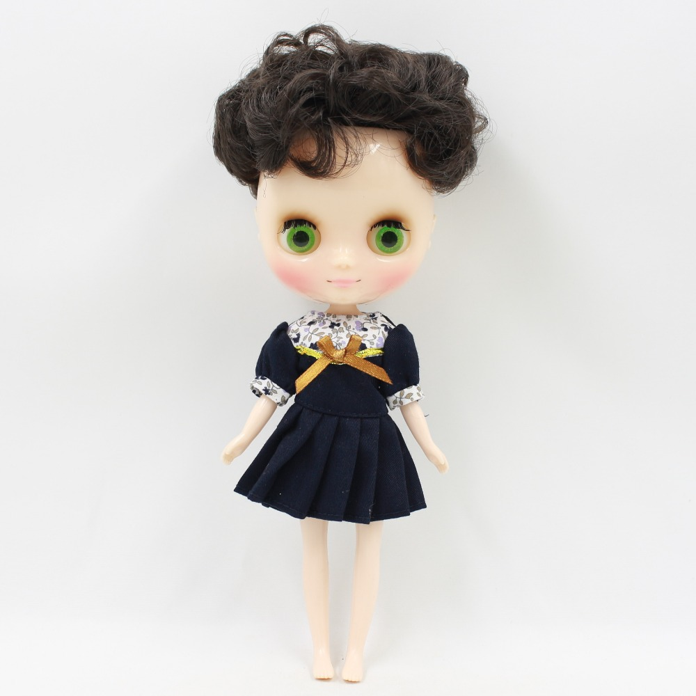 Middie Blythe Doll Outfit Clothes With Headdress 3