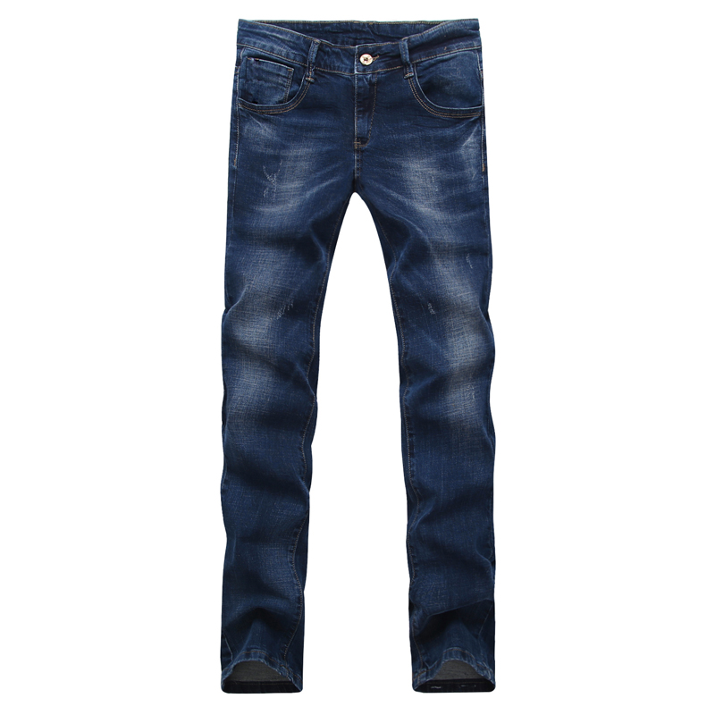 New Arrived Autumn Winter Fashion Men's Jeans Skinny Denim Biker Jeans Slim Trousers  Bule Pencil Pant For Male men jean new 2017 slim skinny denim biker pant boyfriend hip hop trousers bule color fashion brand jeans for male e035