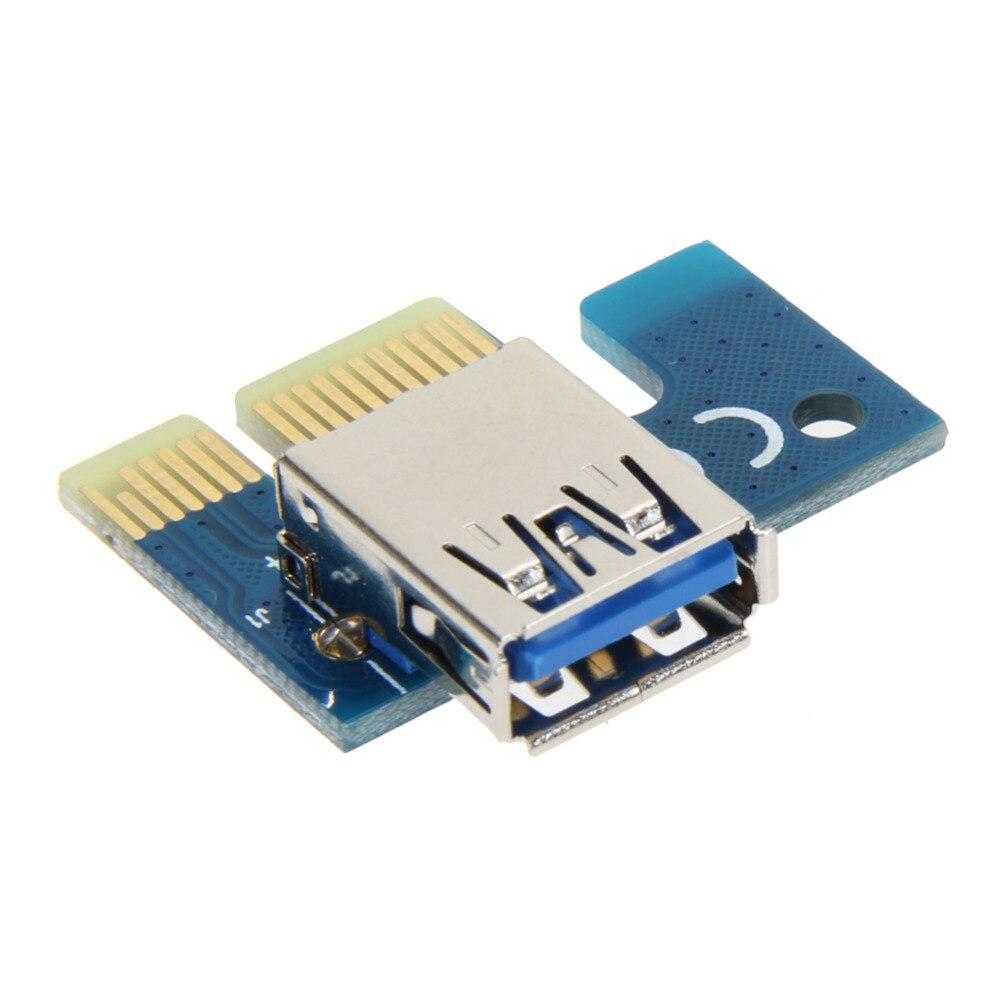1x до 16x riser card usb 3.0 купить на алиэкспресс