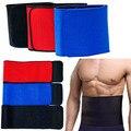 Mujeres hombres Trimmer Cintura Corsés para la Espalda Baja de La Cintura Lumbar cinturón de Adelgazamiento Cinturón de masaje Transpirable mujer hombre cálido apoyo Cinturón de herramientas