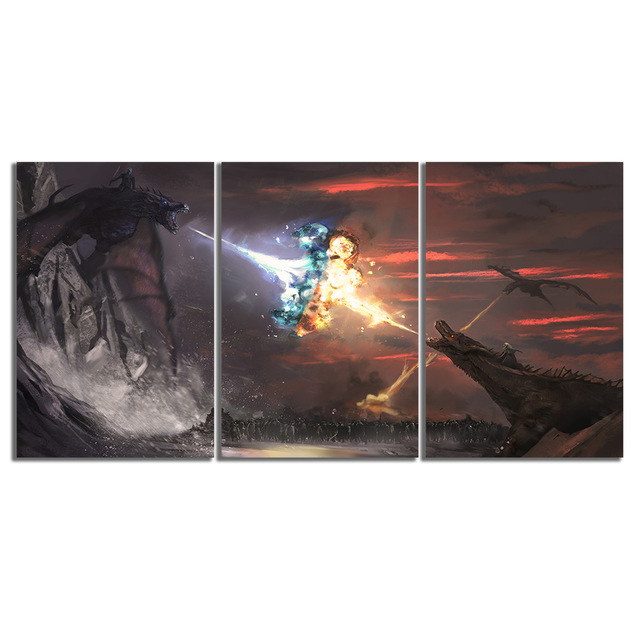 3 Piece Wall Canvas Prints Poster Painting Canvas Art Painting Wall Art Picture Home Decor Wall