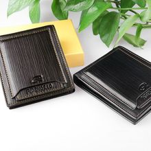 2019 Luxury Men Wallet  9 Card Slots Male 2 Billfold Purses Holder Purse Wallets carteira masculina