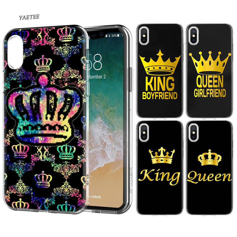 coque king queen iphone xr