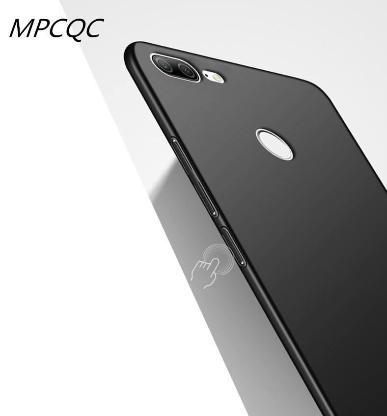 MPCQC Fashion Soft Matte Case For Huawei Honor 9 Lite V9 Play 8 Lite/8 9 V10 P8 Lite 2017 Case 360 Degree Cover Plastic Cases