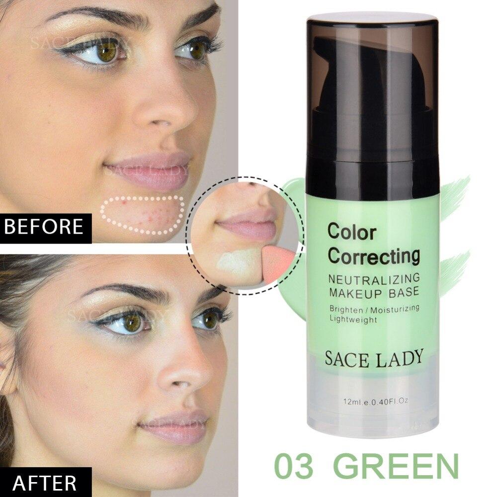 colour correcting primer