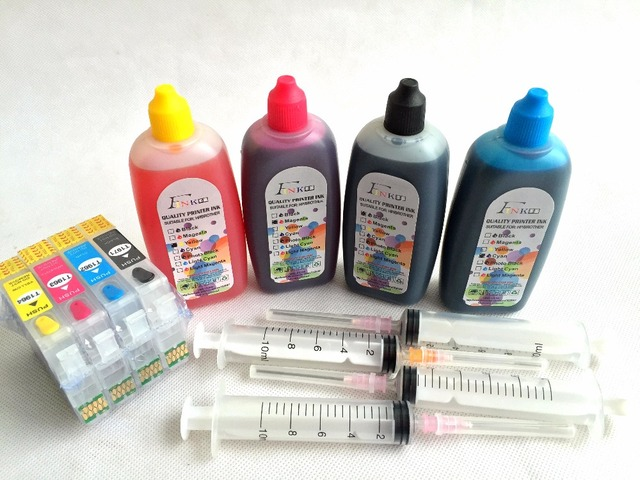 how to change ink on epson xp 235
