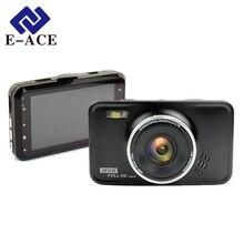 E-ACE Новатэк Мини Автомобильный видеорегистратор DVRs тире Камера Full HD 1080 P видеорегистратор с светодиодный фонарик ночного видения Портативный камкордер автомобиля