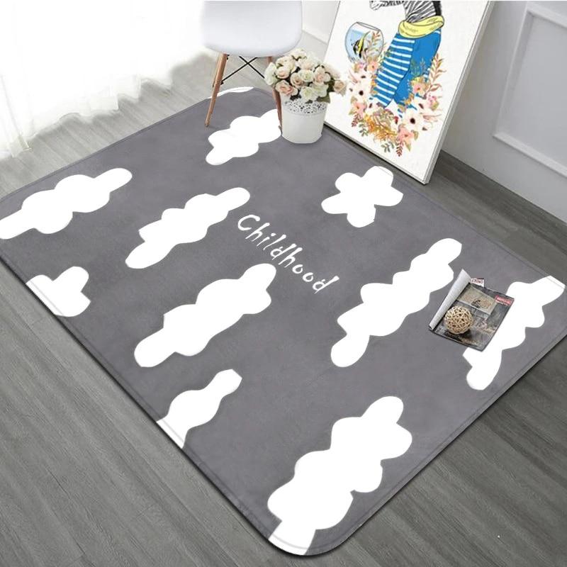 tapis de sol doux pour chambre d enfant decoration d interieur pour chambre a coucher salle d etude pour enfant