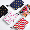 2018 Japanese Canvas Fabric Notebook With Pvc Cover Daily Planner Dairy Agenda Schedule Bullet Journal Book