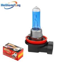 цены на H8 100W 12V super white Headlights fog lamps light running High Power auto Car Light Source parking Halogen Bulbs  в интернет-магазинах