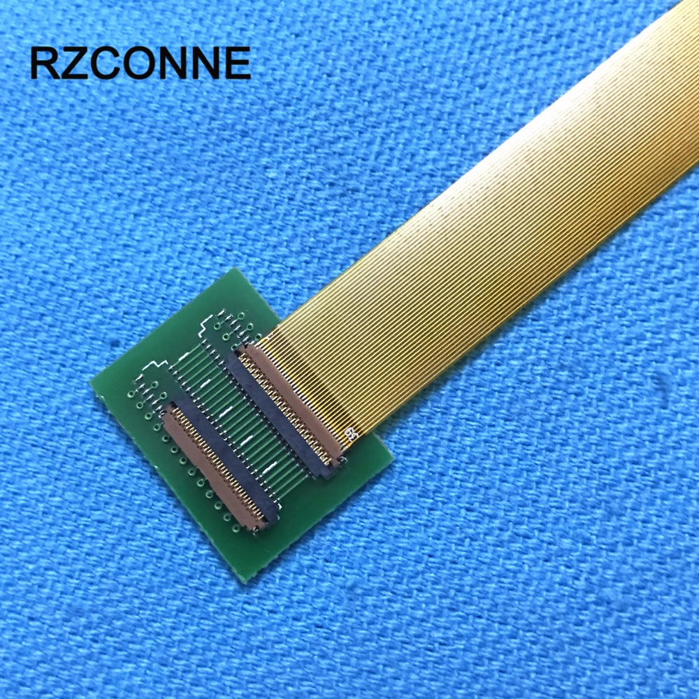 39 Pin To 39 Pin 0.3mm Pitch Extension Connector Adapter With FFC FPC Flexible Flat Cable Length 120mm