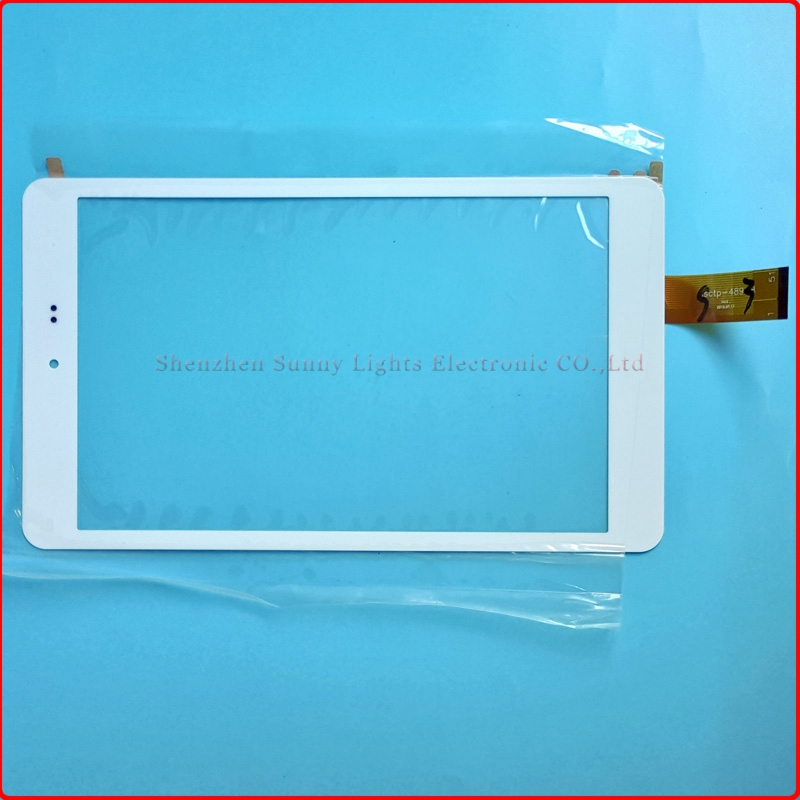 New For Chuwi Hi8 8 inch tablet touch screen Panel Digitizer Sensor Replacement Parts free shipping new 8 inch touch screen panel digitizer sensor repair replacement parts for onda v80 plus oc801 touch free shipping