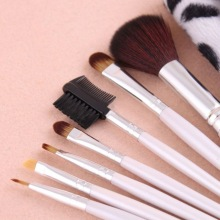 7 PCS Professional High Quality Makeup Brush Facial Care Facial Beauty Cosmetic Brushes Set H1 G11 H22