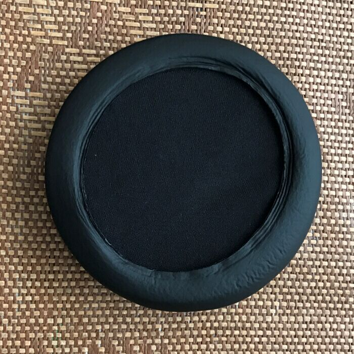 Low price Sponge Protein Leather Material Ear Pads For JVC RX90 Kraken Pro FOR JVC RX700 Headphones Earpads Replacement Headsets