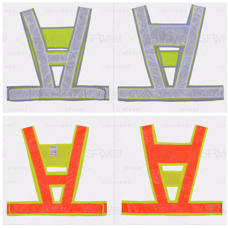 SFVest Hi viz mens Security vest company logo printing safety reflective vest logo can be printed traffic waistcoat free post цена 2017