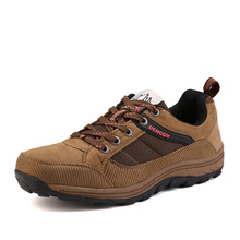 men s Recreational Off Road Travel Non Slip Casual Shoes wear resistant non slip Breathable Walking