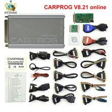 High Quality Carprog V8.21 Online Version Auto repair tool CARPROG Full V8.21 Better Than V10.05/V10.93 car prog than Carprog
