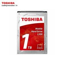 TOSHIBA SATA II 2 5 1TB HDWJ110AZSTA 1TB Laptop hard drive 8M L200 Boxed 2 5