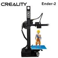 3 d принтер CREALITY 3D Ender 2 дешевый 3d принтер s металлическая рамка 3d принтер машина Reprap prusa i3 3d принтер комплект DIY нити