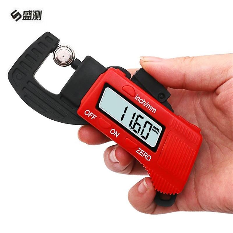 Vehicle Installed Digital Measuring Instruments : Digital thickness gauge mini measuring instruments precise