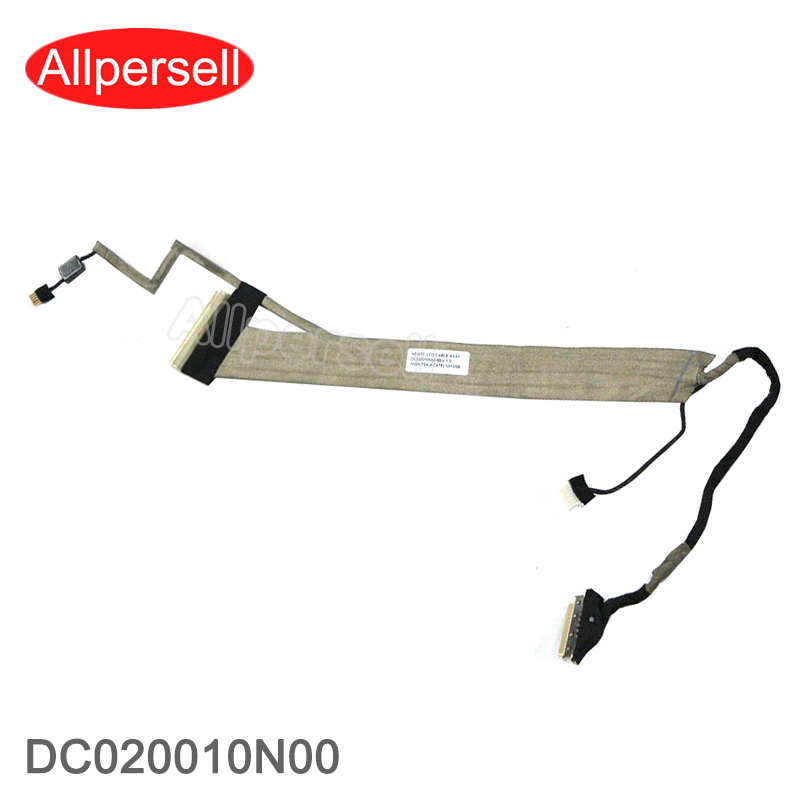 LCD Cable For Acer Aspire 5336 5536 5552 5736 NV55C E442 E642 Laptop Video Screen Cable DC020010N00