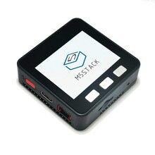 M5Stack расширяемый модуль микроуправления Wi Fi Bluetooth ESP32 комплект разработки встроенный 2 дюймовый ЖК ESP 32 ЖК дисплей ESP8266 для arduino