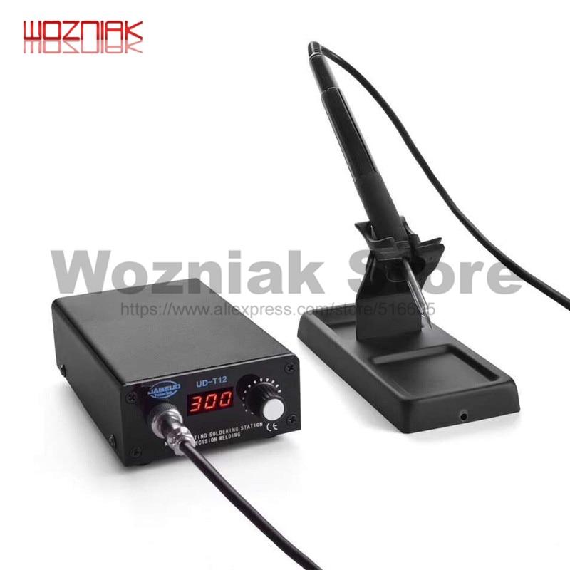 JABE UD-T12 Soldering Iron Welding Platform Maintenance Constant Temperature Welding Platform Cellphone Repairs