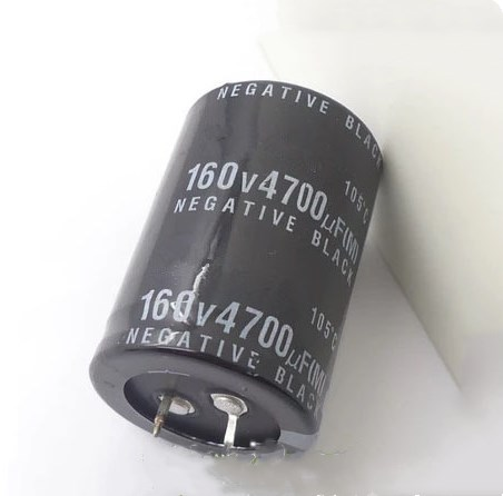 160V 4700uf Electrolytic Capacitor Radial 35x50mm 10cs lot Free shipping