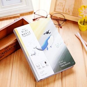 Image 5 - נסיעות זמן חלל מחברת חמוד צבע דפים יומן סדר יום גרפיטי a5 מתכנן אוגדן מחברות משרד ספר מכתבים
