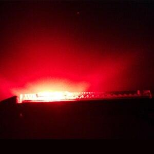 Image 4 - 2 قطعة AOHEWEI 12 V 24 V LED الأحمر الجانب ماركر مؤشر ضوئي موقف led مصباح ضوء إشارة ل الذيل ضوء مقطورة ضوء led شاحنة