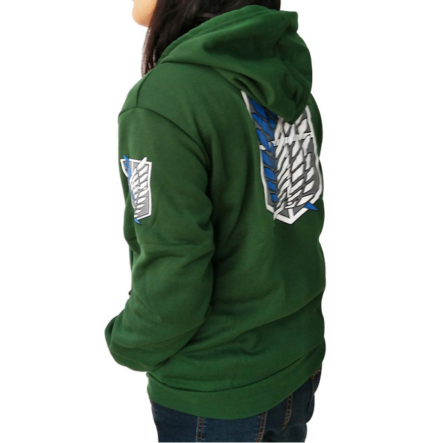 Anime Attack on Titan Sweatshirt Hoodie