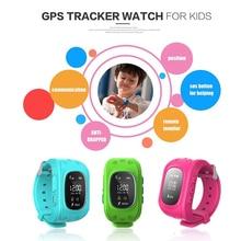 Q50 smart health baby watch GPS tracker for kids