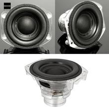 4ohm 30W Subwoofer Audio Speaker Steel Magnetic Loudspeaker Best Price Durable in use 10cm x 9cm x 7cm Acoustic Components