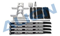 Align Trex 800E Auxiliary Battery Mount Set H80T010XXW Align Trex 700 Parts Free Shipping With Tracking