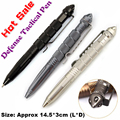High Quality Portable Multipurpose Anti-skid personalized Aviation Aluminum defensa personal Self Defense Tactical Pen Tool