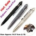 High Quality Portable Multipurpose Anti-skid personalized Aviation Aluminum defensa personal Self Defense Tactical Pen Tool