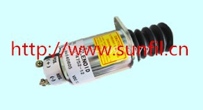 Fuel Shutdown Stop Solenoid SA-4752-12 2003+fast&cheap shipping,3PCS/LOT free shipping stop magnet hub magnet synchro start original sa 4778 sa 4778 24 2003 24e3u1b1s1a