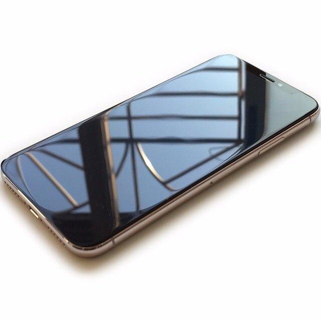Protecteur D'écran en verre Pour iPhone 8 7 6 S Plus X 3