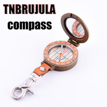 Pocket Watch Retro Compass Outdoor Climbing Travel Orientation Compass Gift Collection Compass dqy 1 geology compass pocket transit metal compass