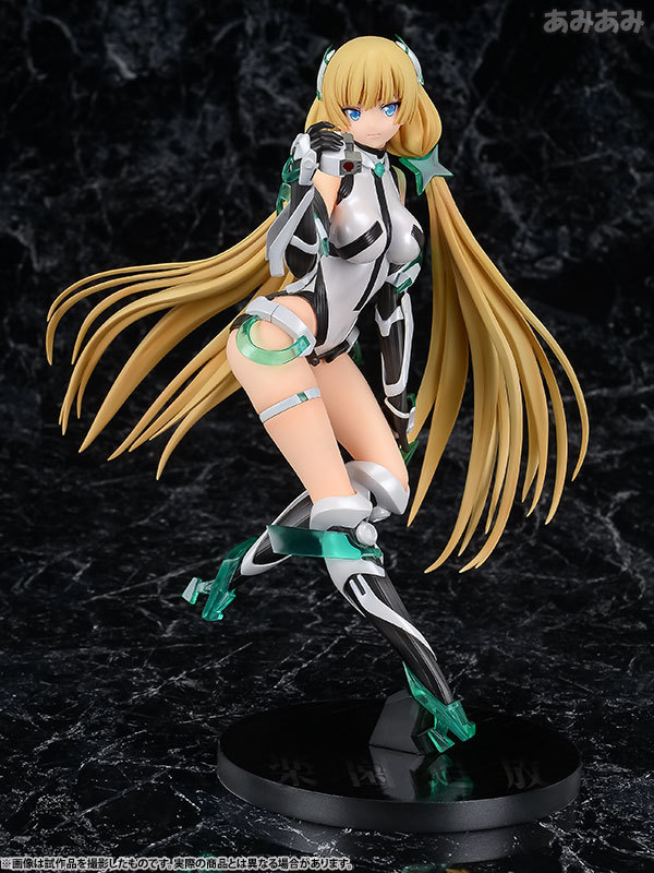 Anime Expelled from Paradise Angela Balzac 20cm PVC Action Figure Figurine Resin Collection Model Toy Doll Gifts Cosplay New