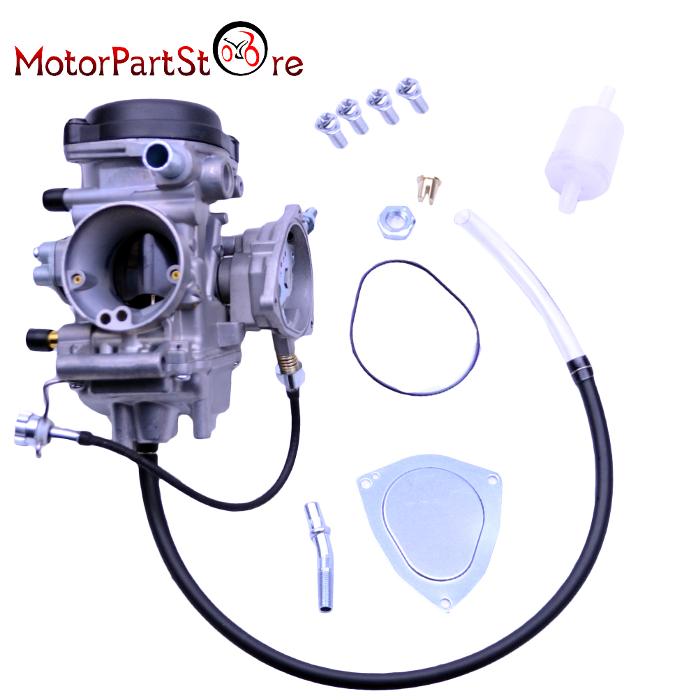ATV Quad Carb Carburetor for Yamaha BIG BEAR 400 YFM 400 YFM400F Motorcycle CARBURETOR CARB 2000-2007 D20 atv carburetor carb for polaris ranger 500 assembly 1999 2009
