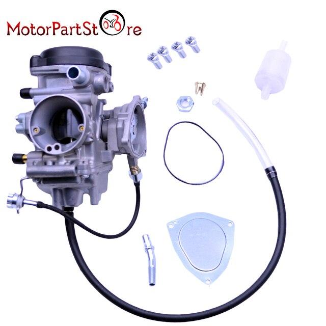Atv Quad Carb Carburetor For Yamaha Big Bear 400 Yfm 400 Yfm400f