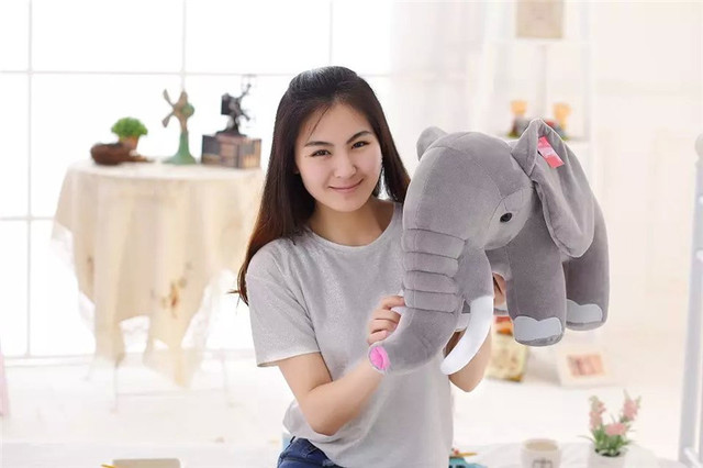Online Get Cheap babies' Stuffed & Plush 30cm elephant toy for birthday Christmas gift stuffed soft toys elephant factory supply