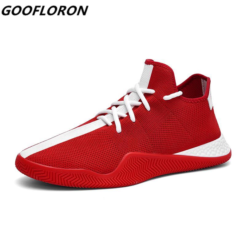 Transpirables red Tenis Deporte 2019 Casuales Masculino Al Hombres Black Libre 44 De Zapatillas 39 Aire Zapatos white Hombre qqAtYaU